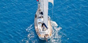 Sailing yacht for sale in Turkey