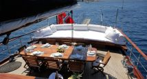 Charter Yacht in Turkey master