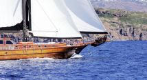 Gulet charter in Turkey master