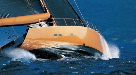 Sailing yacht master
