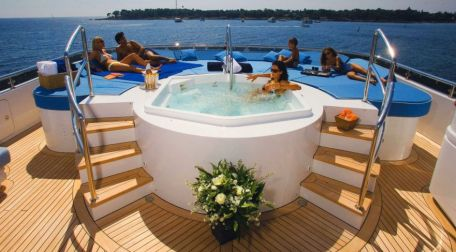 yacht Turkey